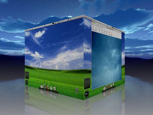 Creare effetti 3D sul Desktop di Ubuntu
