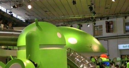 Google Android trojan