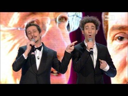 Luca e Paolo a Sanremo: