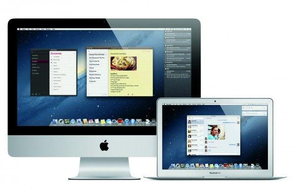 Arriva Mountain Lion: Mac OS X si aggiorna alla versione 10.8