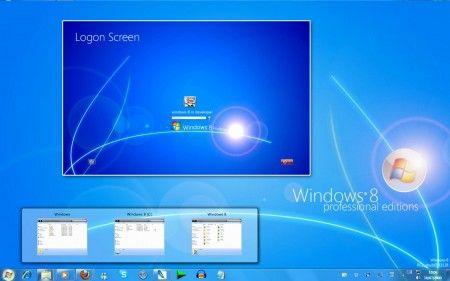 Microsoft Windows 8 videogames