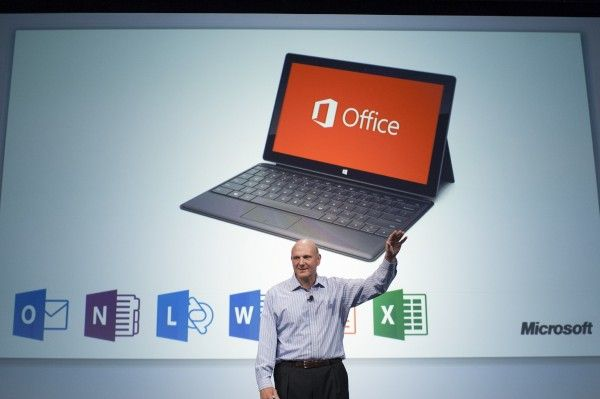 Microsoft Office 2013 da Marzo l'app iOS e Android