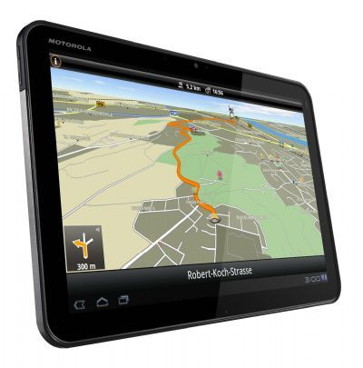 Software GPS: Navigon per Android v3.6 compatibile con HoneyComb
