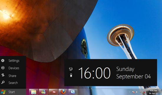 Ripristinare il pulsante Start in Windows 8 con Start for Windows 8