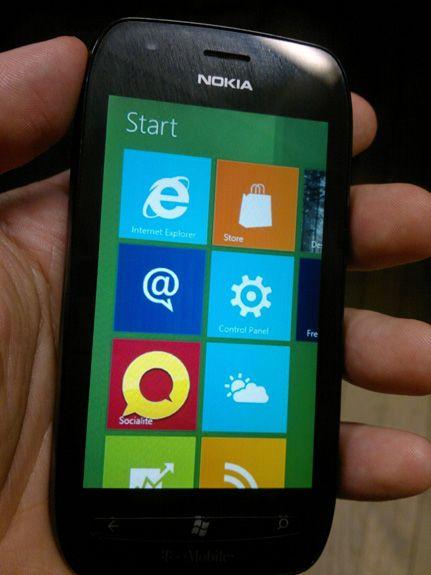 Windows Phone: in anteprima le informazioni sulla versione 8