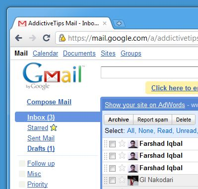 account gmail socialgmail