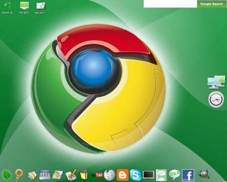 Acer notebook Google Chrome OS