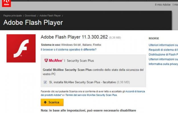 adobe flash player download plugin