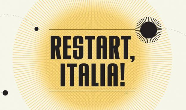 agenda digitale italiana restart italia