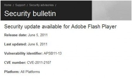Un aggiornamento Adobe Flash Player molto importante disponibile al download
