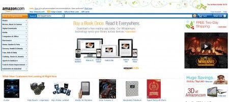 Amazon: sbarca in Italia la famosa piattaforma di e-commerce