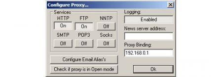 AnalogX Proxy