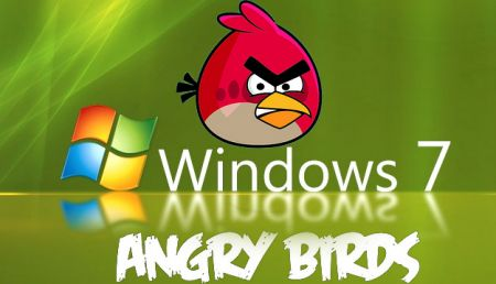 Angry Birds arriva sui PC