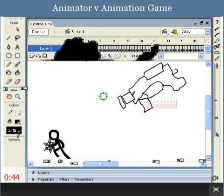 Animator vs. Animation Game