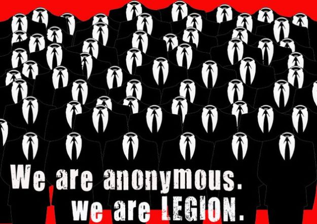 anonymous identita condivisa internet