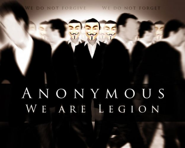 Anonymous spegnerà Internet in tutto il mondo il 31 marzo [VIDEO]