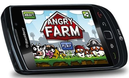 app blackberry angry farm