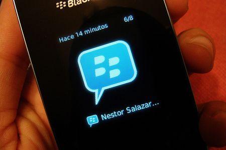 app blackberry messenger