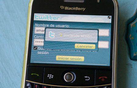 app blackberry twitter