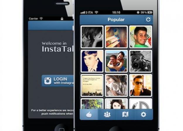 App Instagram: InstaTalks per chattare con gli amici del social network