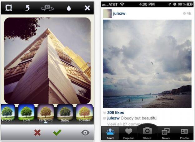 app iphone instagram nuovo aggiornamento