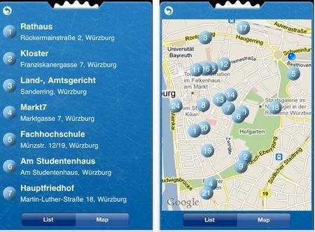 app iphone trovare parcheggio help2park