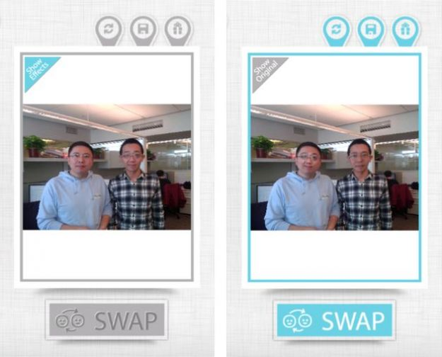 app windows phone 7 face swap