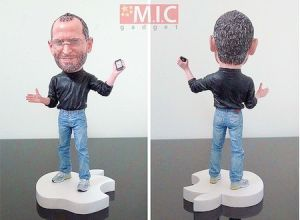 Steve Jobs: l'action figure non piace alla Apple