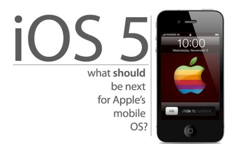 Apple iOS: in autunno versione 5 con iPad 3