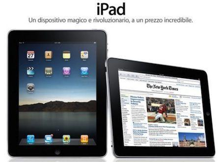 Venduti 2 milioni di iPad in 2 mesi