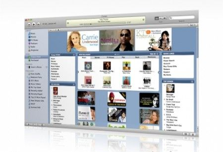 apple itunes fluidtunes
