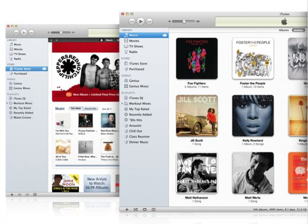 iTunes 10.5.2 è pronto al download