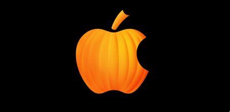 apple logo zucca