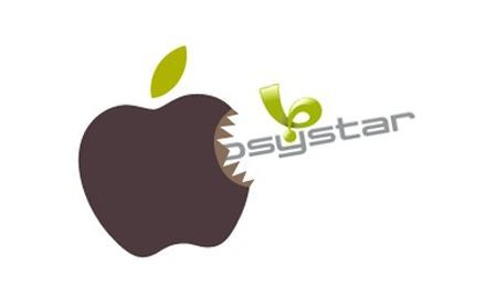 apple psystar