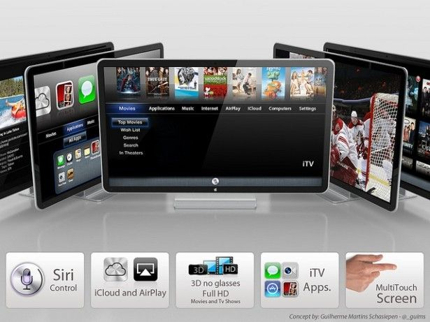 La TV in Streaming nelle idee di Apple (per Natale)