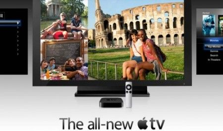 Apple TV sbaraglia la concorrenza di Google TV