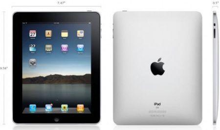 Apple iPad batteria