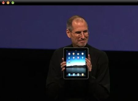 Apple iPad: Steve Jobs non vuole contenuti per adulti