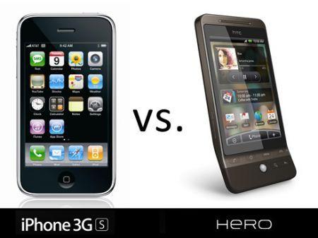 Apple vs HTC