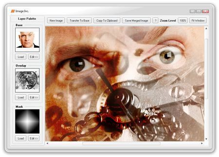Come unire due foto in una con Image Inc