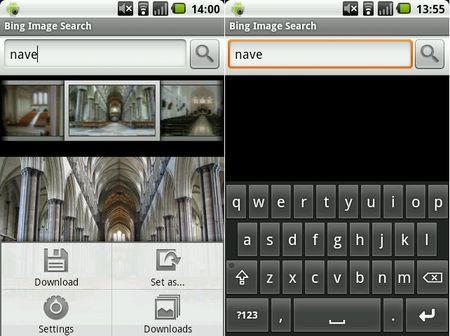 Applicazioni Android: cercare immagini con Bing Image Search