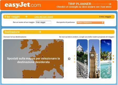 applicazioni facebook trip planner
