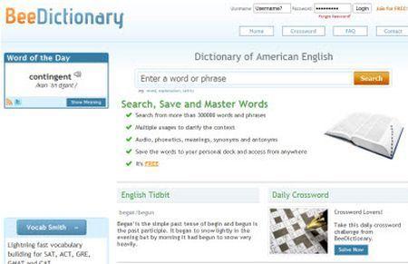 Imparare la pronuncia inglese con BeeDictionary