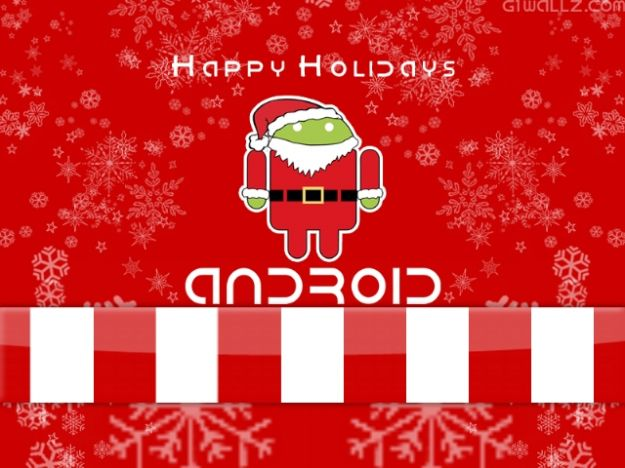 Le applicazioni di Natale per gli smartphone Android