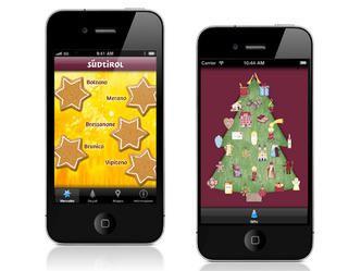applicazioni natale iphone