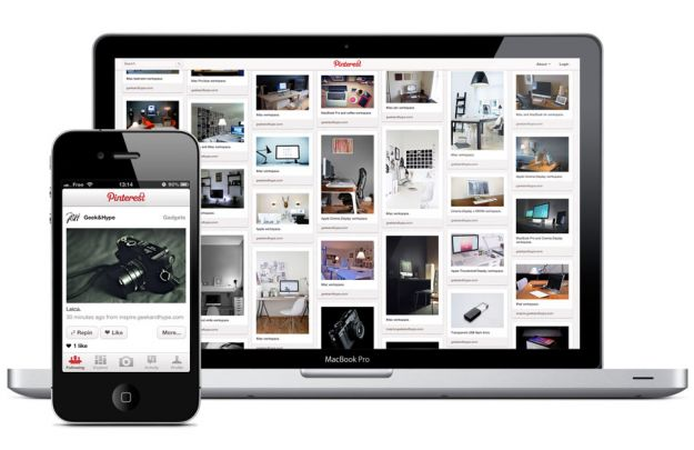 Pinterest: le applicazioni per il nuovo social network