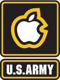 army-apple