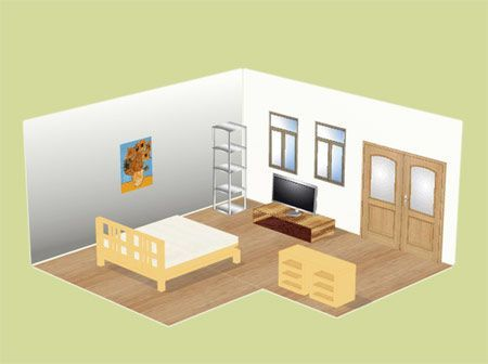 arredamento 3decorator