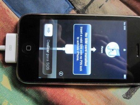 attivazione iPhone