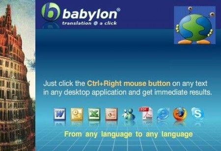 Babylon traduttore: arriva la versione 9